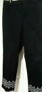 Charter Club Newport Slim Crop Pants Size 10 👖🛍